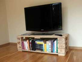 Pallet TV Stand for Sale!