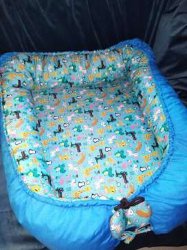Baby nests and cot duvet sets