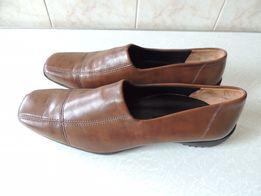 Paul Green,Австрия,кожаные туфли,лоферы,р 40, на узкую ногу