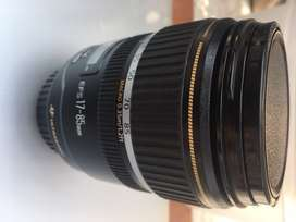 Canon EF-S 17-85mm f4-5.6 IS USM lens for sale