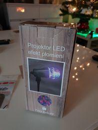 Projektor led Świąteczny