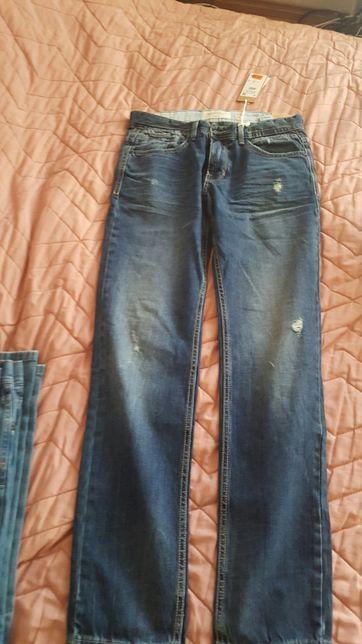 Spodnie nowe jeansy reserved 30/32, rozm.170 Łomża - image 3