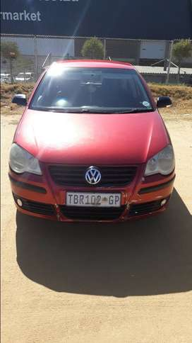 2006 vw polo 1.6 comfortline for sale.