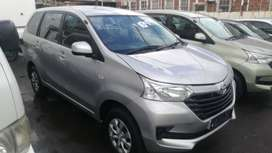 2016 TOYOTA AVANZA 1.5SX SERIES FOR SALE WITH FULL SERVICE HISTORY - C