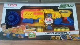Duży karabin Wyrzutnia XSHOT EXCEL - Turbo ADVANCE