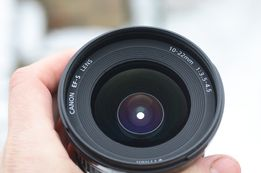 Canon 10-22mm f/3.5-4.5 USM Линзы идеал (аналог 17-40, 12-24