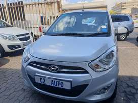 2015 Hyundai i10 1.2 Manual