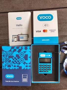 Yoco mobile payment card machine
