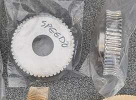 Hansa Speedo 24 Sliding Gate Motor Gears New