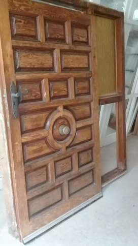Second door with sidelight for sale