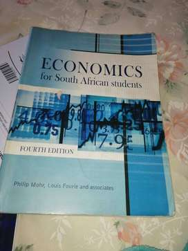 Ecominics for south African students 4th edition