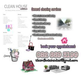 Home / office cleaning services