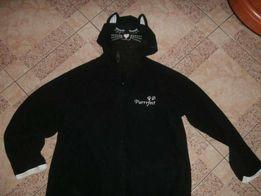 kostium,przebranie,piżama-z polarku-kotek-R-40/44