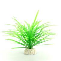 Roślina Sztuczna 12cm do akwarium dekoracja