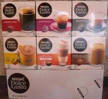 В продаже кофе в капсулах NESCAFE Dolce Gusto (дольче густо)