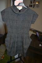 Damska sukienka z kieszeniami