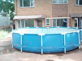 Massive outdoor pool for sale