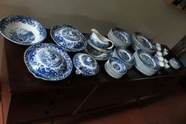 """Dinner Service-""""Play Time"""", 81 piece"""