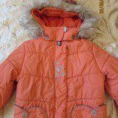 Продам зимнюю куртку Ленне (Lenne) 104