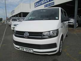 VW T6 KOMBI 20TDi FOR HIRE