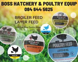 Broiler & Layer Feed