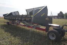 Тележка прицеп для транспортировки жаток 6-12 м.