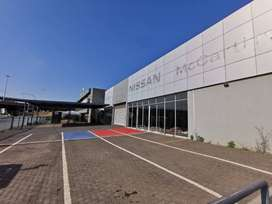 Industrial/Commercial building to rent in Turffontein