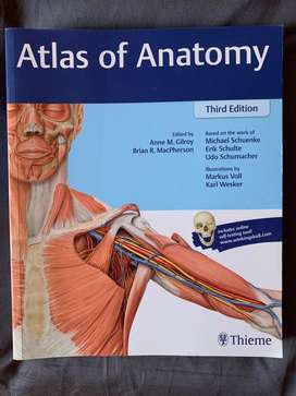 Gilroys atlas of anatomy 3rd edition
