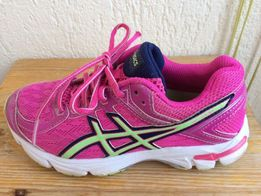 Różowe adidasy Asics! Rozmiar 32,5 sport Asicsy