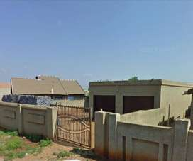 4 bedroom house for rent in Vosloorus