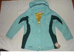 новая Columbia оригинал куртка женская р. М
