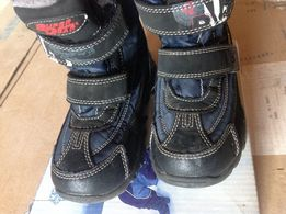 Сапожки сапожечки сапоги ботинки ботиночки чобітки чоботи зима 3 шт.