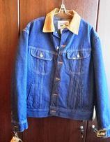 LEE STORM RIDER Редчайшая НОВАЯ джинсовая куртка с утеплителем 70-е