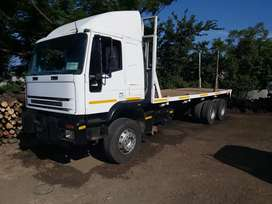420 hp iveco truck 1999
