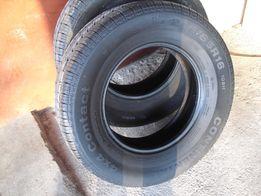 Opony 255/65r16 Continental 4x4 Contact 2 szt
