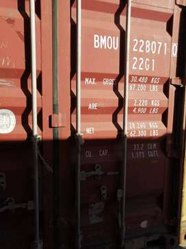 6m Shipping Containers available ex City Deep