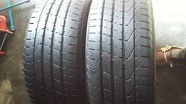 2 × 225 / 40 / 18 runflat pirelli tyres for sale