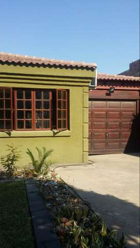 House to rent price negotiable
