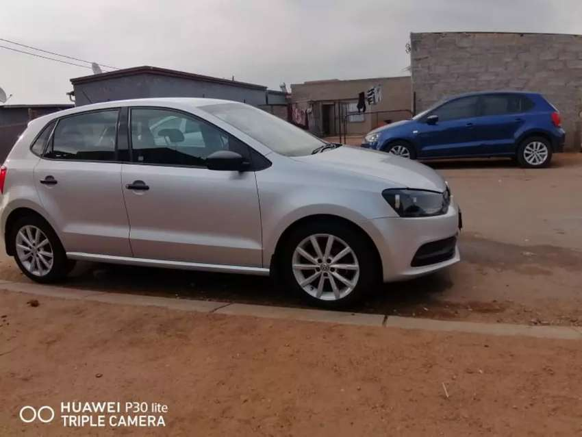 Polo 8 2018 model available now for sale
