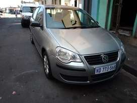 2008 VW Polo Classic Manual sedan for sale.