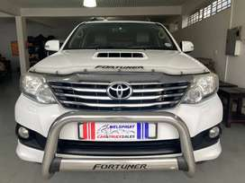 2012 Toyota Fortuner 3.0 automatic 4x4