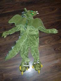 Прокат костюма динозавра, дракона