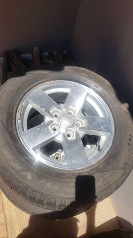 JEEP MAGS 17''
