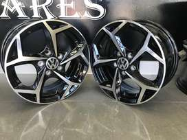 New Polo R 14 inch  mags for sale