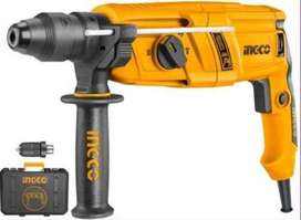 ROTARY HAMMER IN CASE
