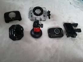 Brand new not used , with charger ,all mounts