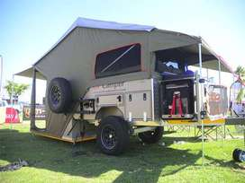 GT Camper Off-Road Trailers