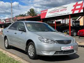 2005 Toyota Camry 2.4 Xli - Driving Excellent