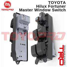 New RH Power Window Master Control Switch For Toyota Hilux Fortuner