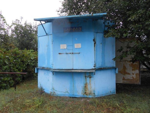 Металлический киоск Днепр - изображение 1